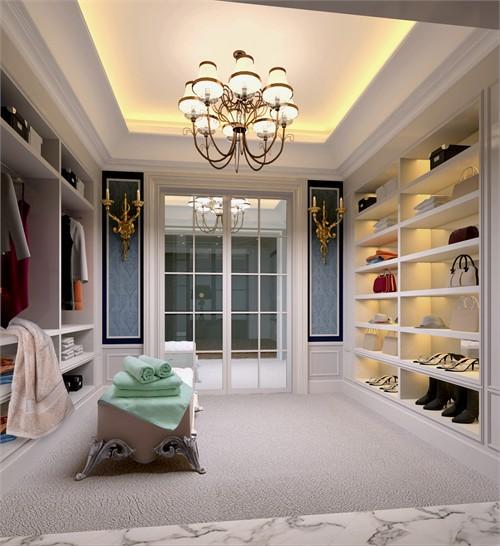 别墅样板间设计_美国室内设计中文网图片