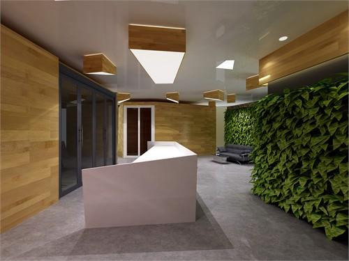 藝尚廣告公司辦公空間設計