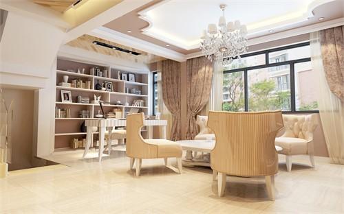 葫芦岛市富达园家庭装饰_美国室内设计中文网别墅转让临湘图片