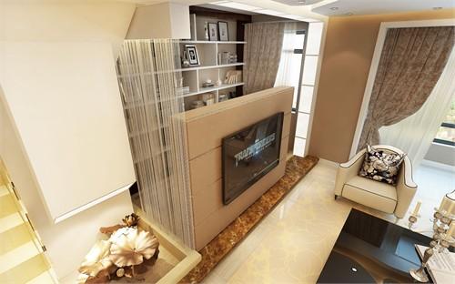 葫芦岛市富达园家庭装饰_美国室内设计中文网买别墅纯小区还是图片