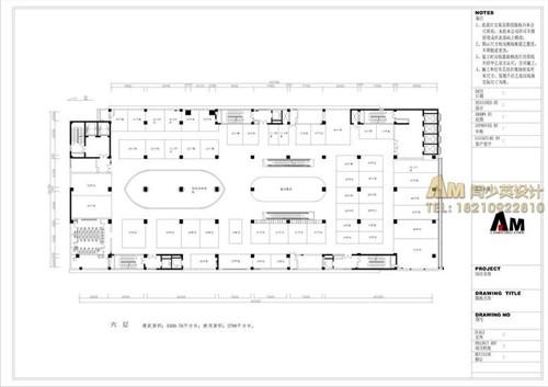 主题餐厅平面布局设计