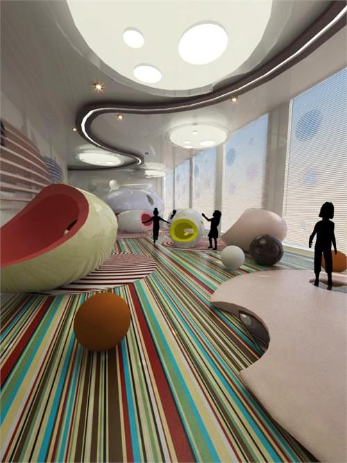 幼儿园糖果主题科学馆设计