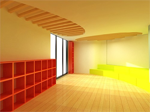 儿童教室设计