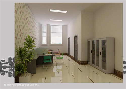 哈西社区卫生服务中心_美国室内设计中文网