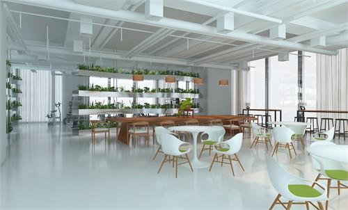 绽放设计-全球领先的商业及办公空间设计