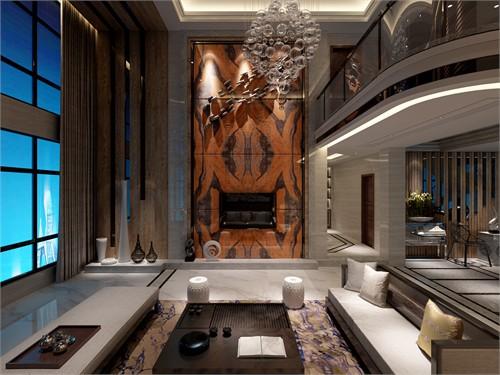 泰宁别墅样板房设计