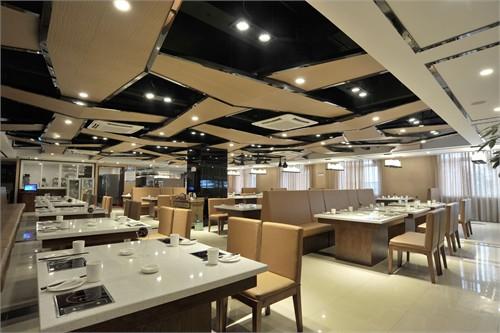 火锅餐厅设计-顺风好特肥牛火锅餐厅