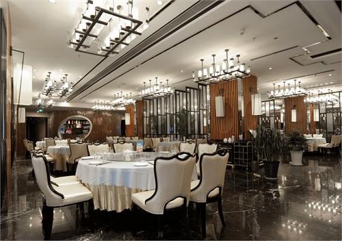 火锅餐厅设计-顺风景庐肥牛餐厅