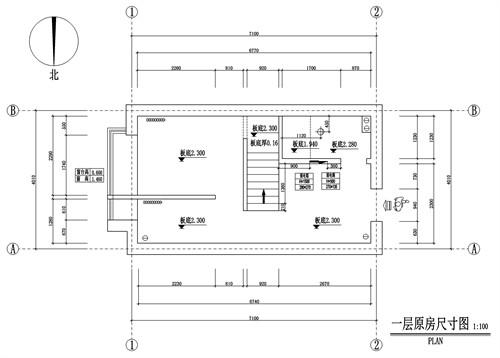 60平方米 二层户型分析: 【案例名称】:辰憬天地   【设计类型】:室内