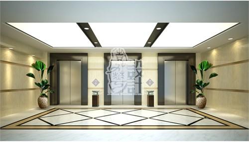 电梯间 图片