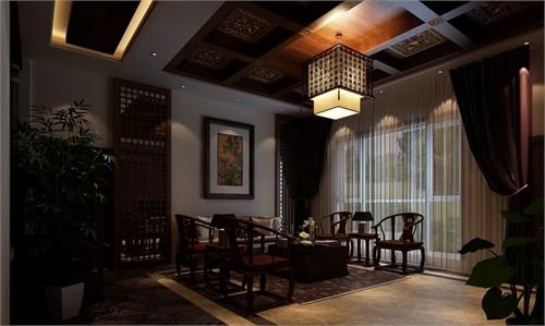 中国式别墅装修风格