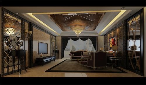 现代欧式住宅设计_美国室内设计中文网