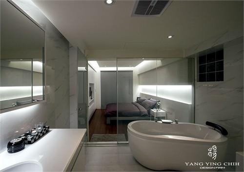 洗手间地面比客厅高效果图
