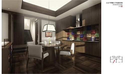 西藏样板间v样板A方案1F_美国室内设计中文网cad标志室内设计图片