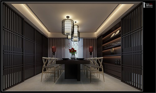 惠安福景三期_美国室内设计中文网北京室内设计作品集图片