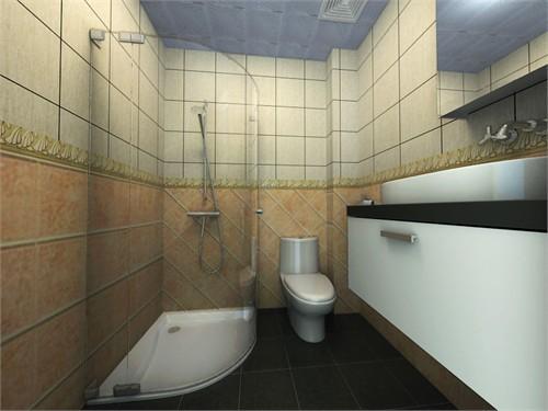 卫生间地砖地面,20厚1:3水泥砂浆底,1:1水泥砂浆粘结层, 木地板地面