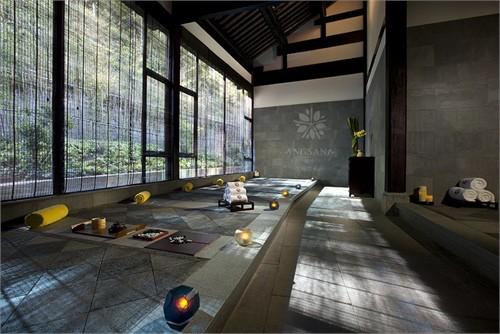 腾冲悦椿温泉度假村_美国室内设计中文网