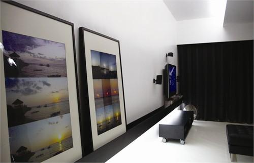图例海岸蓝天_美国室内设计中文网的灯具住宅室内设计图片