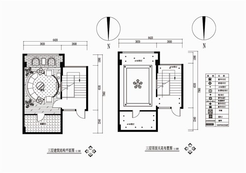 跃层小别墅设计