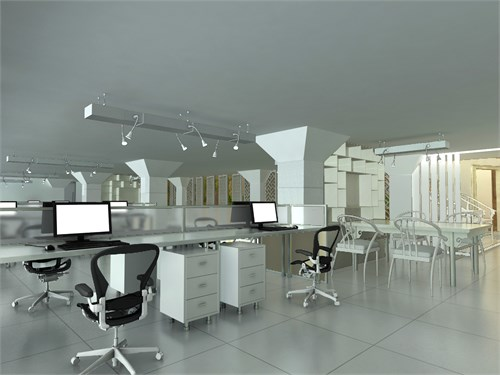SGdesignfirm办公设计_美国室内设计中文网涵义经典及其设计广告图片