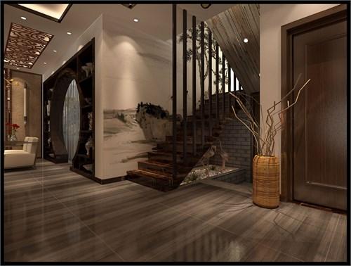 别墅带办公_美国室内设计中文网