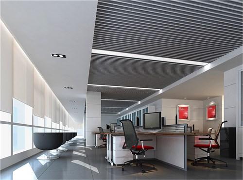 郑州办公室装修设计效果图_美国室内设计中文网