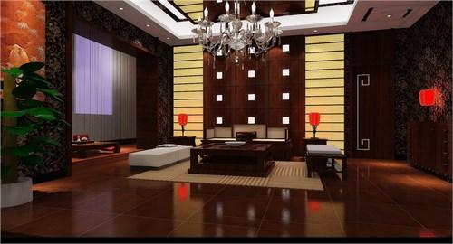 郑州私人红酒会所装修设计案例