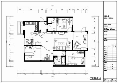 图纸设计居室_美国室内设计中文网建筑设计及施工图片