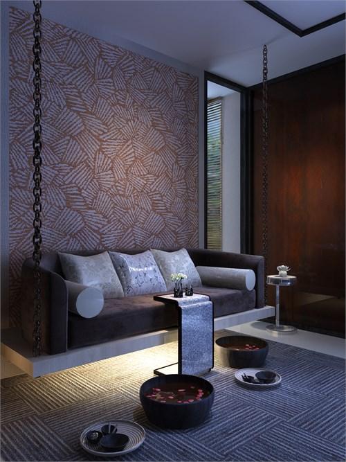 女子spa会所设计(毕业设计)_美国室内设计中文网