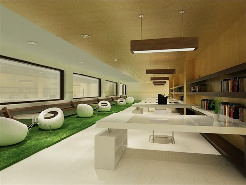 设计空间设计_美国室内设计中文网共享单车的ui办公图片