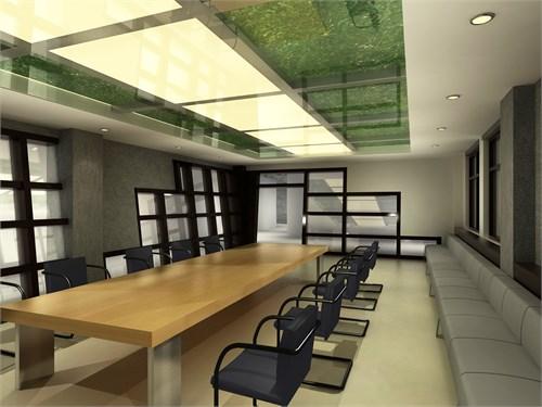 办公空间设计_美国室内设计中文网建筑设计工作业绩图片