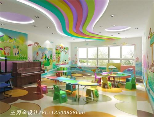 河南童话森林幼儿园装修效果图