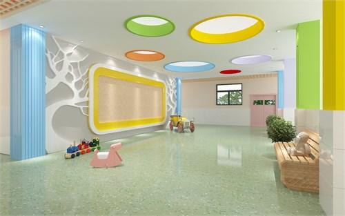 樟树第二幼儿园整体设计图片