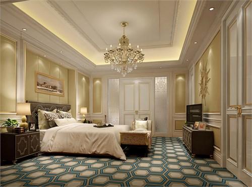 北京加州水郡别墅室内设计