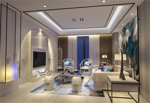"""""""素""""居——居室空间设计_美国室内设计中文网"""