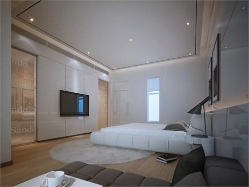 以自然,生态,舒适为设计理念,打造一套现代极简的别墅