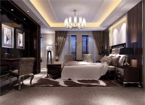 别墅三层_美国室内设计中文网