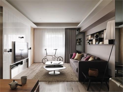 木色_美国室内设计中文网房地产设计部思维导图图片