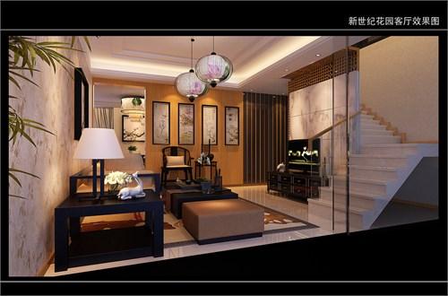 新世纪花园_美国室内设计中文网