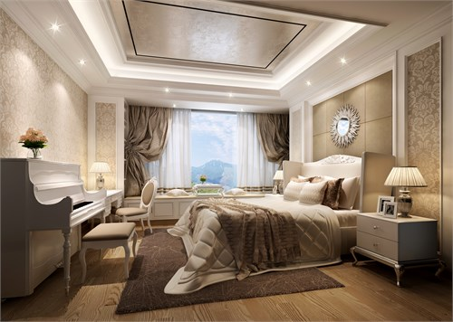 深圳九号大院豪宅设计