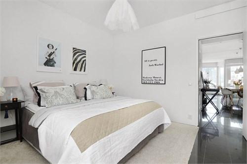 2居公寓尽显北欧现代风格图片