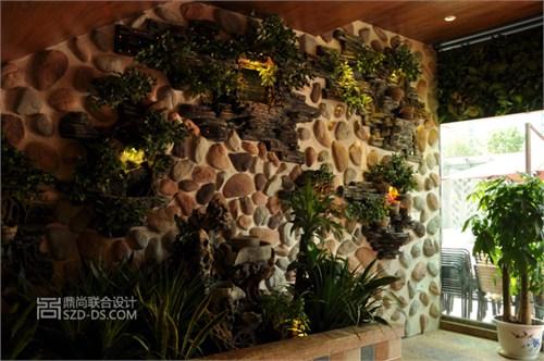 室内花池 木地板