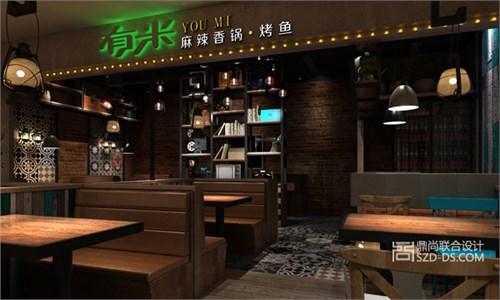 实际面积:180平方米 设计风格:怀旧风主题餐厅设计 设计公司:深圳市