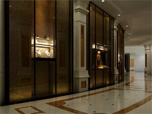 designer gallery国际珠宝设计师卖场空间设计