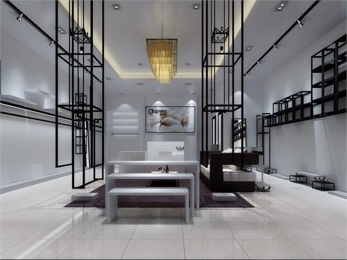 奇耀名店服装专卖店卖场形象空间设计