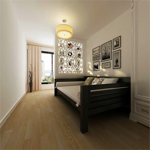长窄形客厅装修图