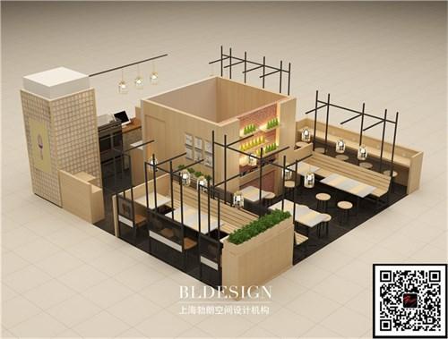 郑州专业店面设计-郑州丹尼斯特色店面设计方案