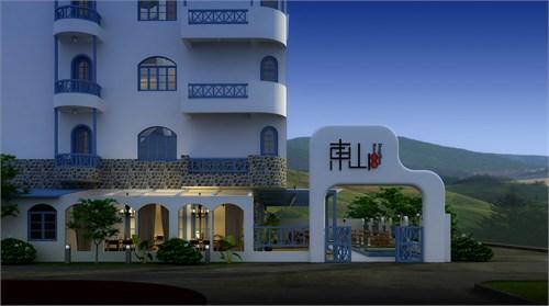小型客栈建筑设计图