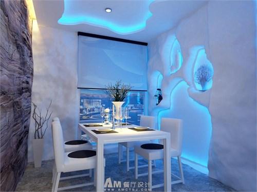 欧漫西餐厅设计