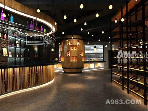 辽宁朝阳西餐厅设计说明